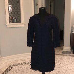Navy size 2 Trina Turk Dress